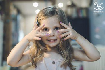 Naturalne i piękne – lakiery do paznokci dla dzieci