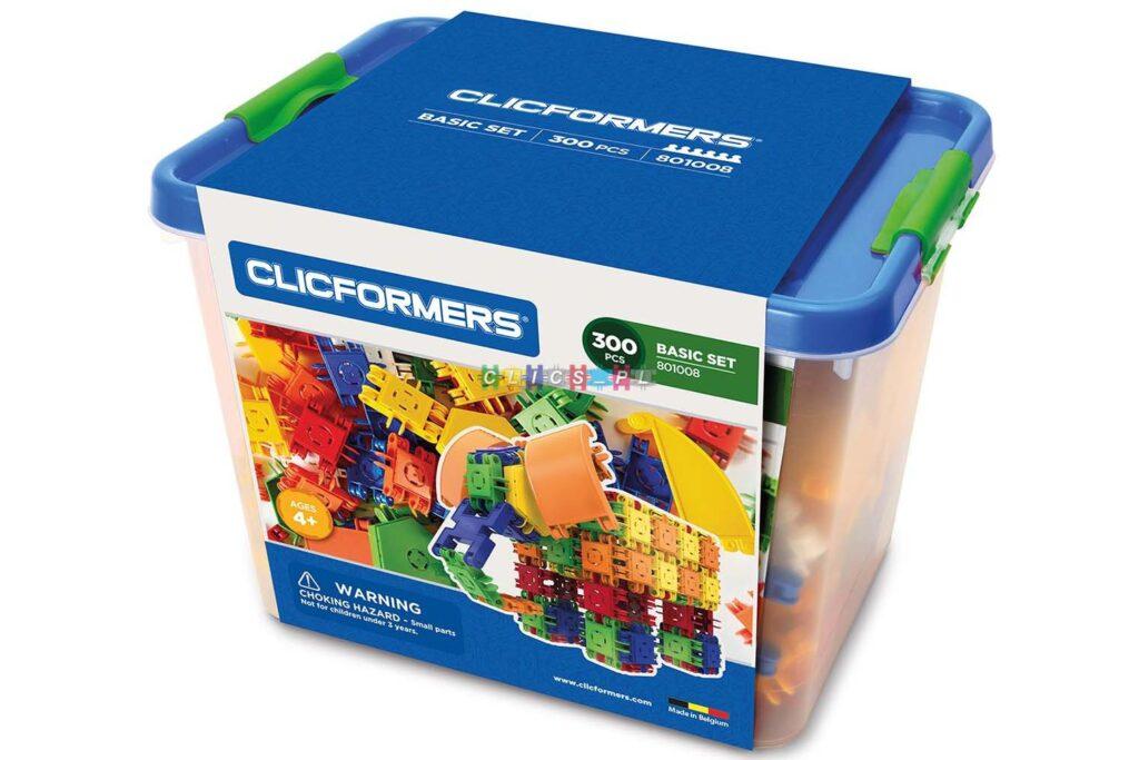 clicformers zestaw trzystu elementów