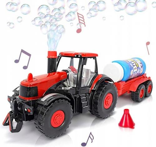 traktor dla chłopców