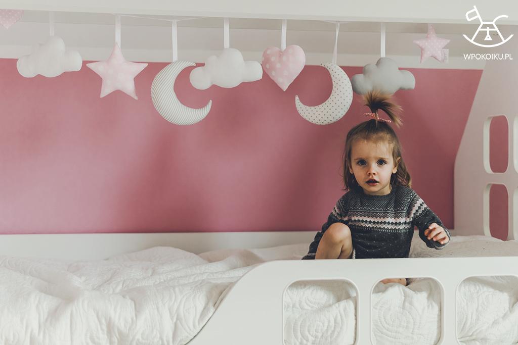 Girlanda do pokoju dziecięcego