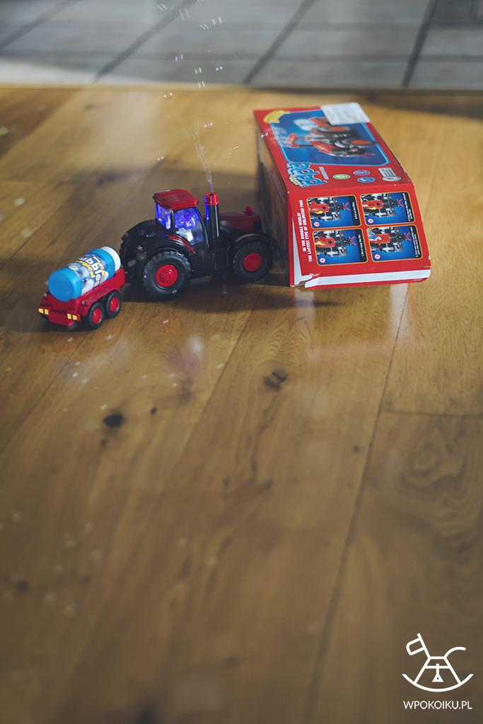 traktor dla dzieci