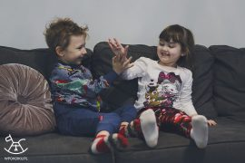 Ciepłe ubranka dla dzieci