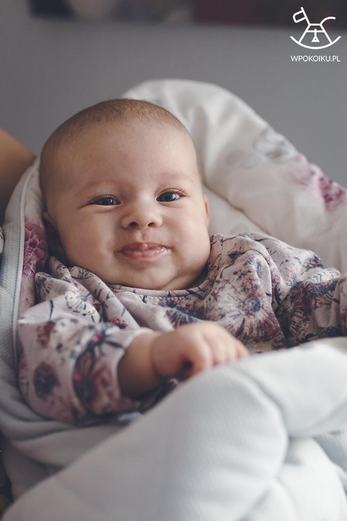 rożek niemowlęcy dla dziewczynki