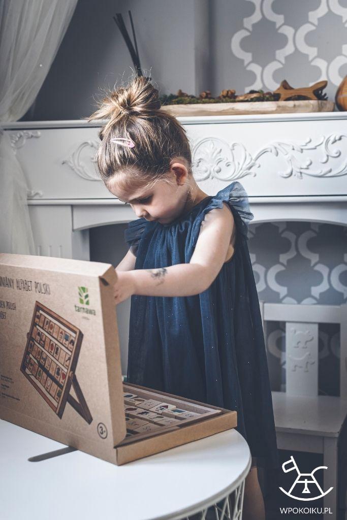 nauka alfabetu dla dzieci