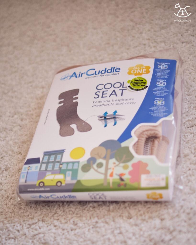 Mata antypotowa AirCuddle niezbędnym akcesorium dla twojego malucha - mata dla dzieci