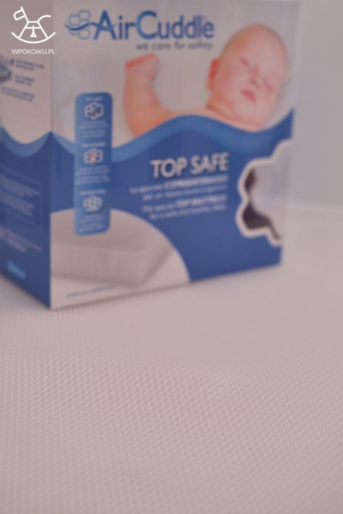 opakowanie antypotowej maty AirCuddle Top Safe
