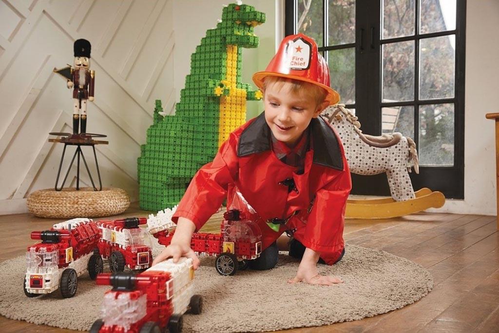 zestaw strażaka clicformers